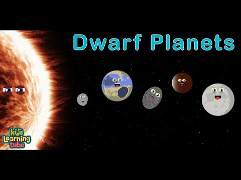 Solar System/Solar System Song/Planet Song/Dwarf Planets Song