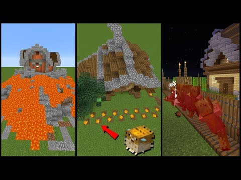EASY ways to Protect your Minecraft House