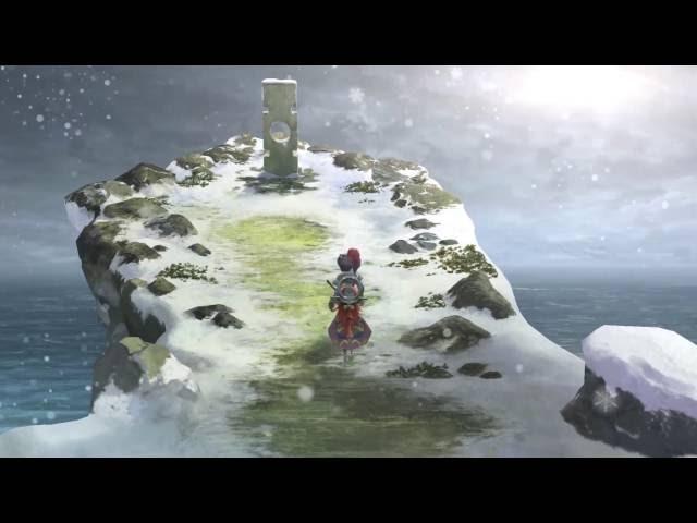 Видео к игре I am Setsuna
