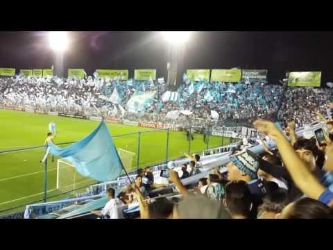 Recibimiento Atletico de Tucuman - La Inimitable - Atlético Tucumán