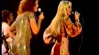 ABBA - Waterloo/Honey Honey/So Long/Waterloo in German (East German TV) - ((STEREO))