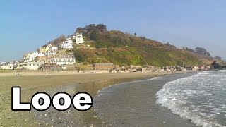 Looe United Kingdom  City new picture : Looe in Cornwall England on A Perfect Day