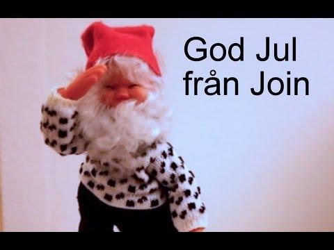Titta här på JOINs glada julsaga!