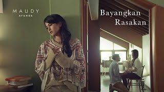 Maudy Ayunda - Bayangkan Rasakan | Official Video Clip Video