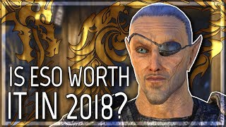 Download Video ESO: Is It Worth Playing in 2018? (Elder Scrolls Online | 1080p | PC) MP3 3GP MP4