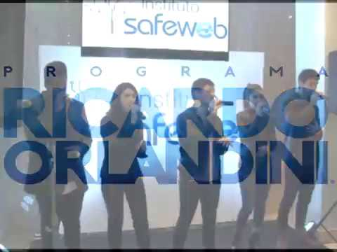 Ricardo Orlandini participa do lançamento do Instituto Safeweb