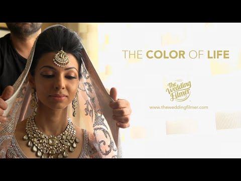 The Color Of Life | Kiran & Sumir | The Wedding Filmer