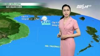 (VTC14)_Thời tiết 6h ngày 06.03.2017, Dự Báo Thời Tiết, Dự Báo Thời Tiết ngày mai, Dự Báo Thời Tiết hôm nay