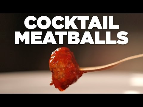 Cocktail Meatballs - Harris Teeter Holiday Recipes