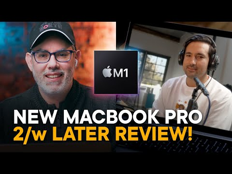M1 MacBook Pro Review — 2 Weeks Later (Feat. Jonathan Morrison)