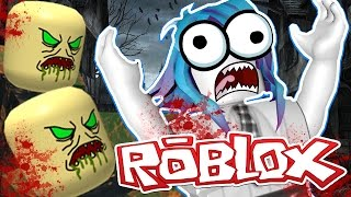 HOW TO SURVIVE A ZOMBIE INVASION! - Roblox Zombie Rush! W/AshDubh