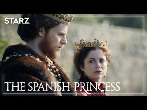 'Faith' Ep. 7 Preview   The Spanish Princess Part 2   STARZ