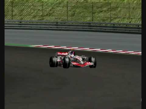 Gp Turkia Formula1 F1LFRacing 2008
