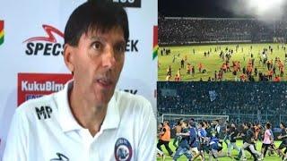 Video Ini Kata Milan Petrovic Pasca Kejadian Di Laga Arema FC Vs Persib MP3, 3GP, MP4, WEBM, AVI, FLV April 2018