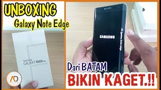Video Unboxing Note Edge dari BATAM - BIKIN KAGET.!! MP3, 3GP, MP4, WEBM, AVI, FLV September 2017