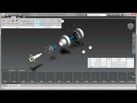 Autodesk Vault 2012 Best-in-class CAD Integration