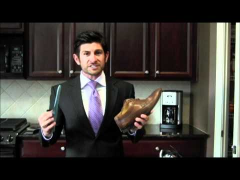 Men's Dress Shoe Inserts for Comfort