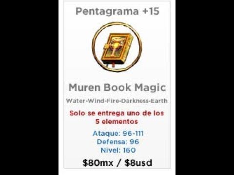 Guía ACHERON PENTAGRAMA Elemental System, Slot y Errtels [Rank/Level Up] - Mu Online Plc Season 9