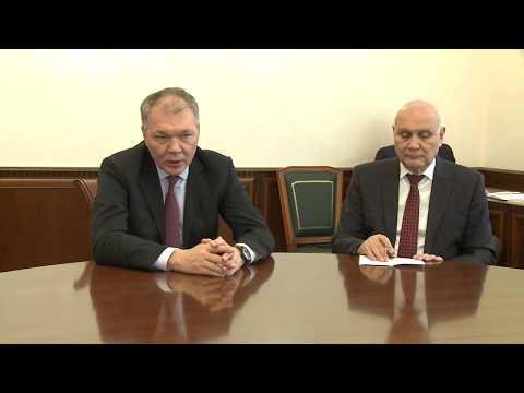 Igor Dodon a avut o întrevedere cu Leonid Kalașnikov și Mihail Krotov