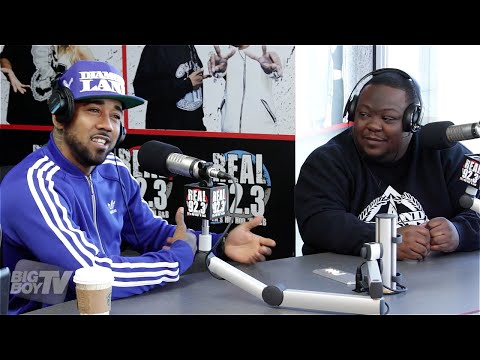 Problem and Bad Lucc FULL INTERVIEW | BigBoyTV