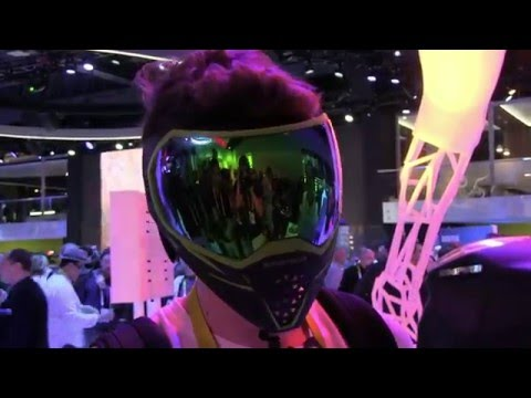 CES 2016: Smarte Paintball-Maske Empire EVS im Hands-on
