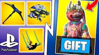*ALL* Fortnite 5.3 Secrets! | Gifting, PS4 Bundle, Tomato Skin Crown Edit!