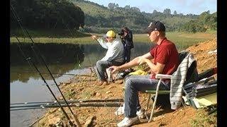 Pescaria De Barranco Na Represa Capivari Cachoeira