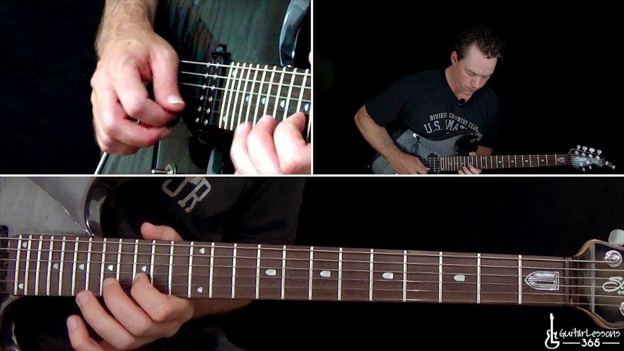 Numb Guitar Lesson – Linkin Park