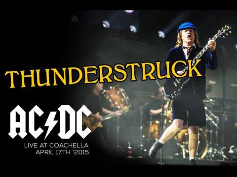Video AC/DC - Thunderstruck [Live at Coachella - 17.05.15] download in MP3, 3GP, MP4, WEBM, AVI, FLV January 2017