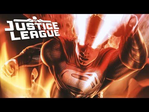 Justice League Snyder Cut Trailer - New Batman Superman Darkseid Scenes Breakdown and Easter Eggs