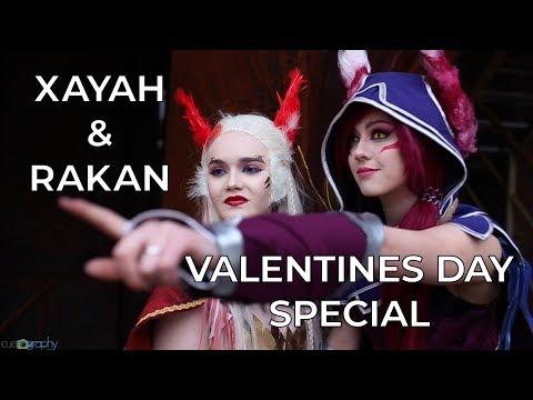 Xayah & Rakan