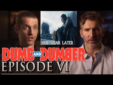 Game Of Thrones Season 8 Episode 6 FINALE The Lost Footage Of Dumb & Dumber