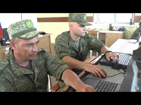Масштабными учениями завершились сборы командиров в Оренбургской области