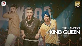 Video The Landers - King Queen | Mr V Grooves | Latest Punjabi Song 2016 MP3, 3GP, MP4, WEBM, AVI, FLV November 2017