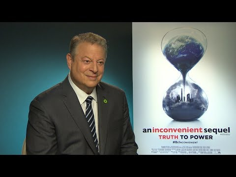 Al Gore talks global warming and climate change deniers | An Inconvenient Sequel: Truth to Power