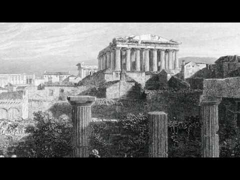 """Acropolis"" (H. W. Williams 1820)"