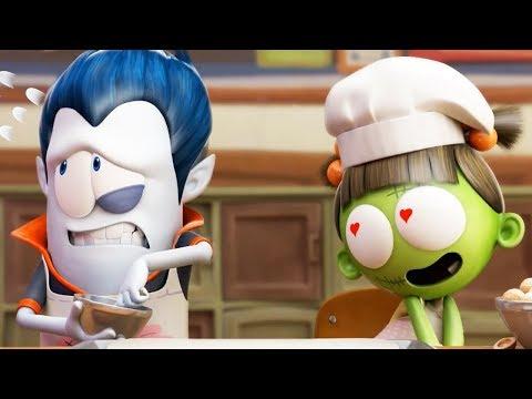 Download Funny Animated Cartoon | Spookiz | ❤️Take My Breath Away❤️ | 스푸키즈 | Cartoon For Children hd file 3gp hd mp4 download videos
