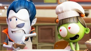 Download Video Funny Animated Cartoon | Spookiz | ❤️Take My Breath Away❤️ | 스푸키즈 | Cartoon For Children MP3 3GP MP4