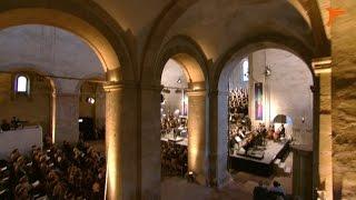 Eltville Germany  City pictures : Rheingau Musik Festival 2015 Kloster Eberbach, Eltville am Rhein, Germany