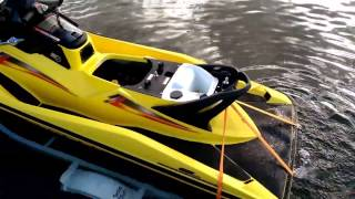 3. 2004 SeaDoo GTX 185 Supercharged: First Start After COMPLETE Engine Rebuild jet ski