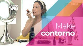 Beleza Express - Make contorno