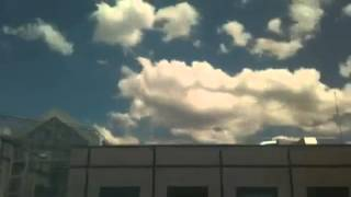 Timelapse nuage