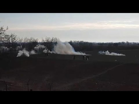 Καστανιές: Πώς ξεκίνησε η ένταση στον Έβρο (βίντεο)