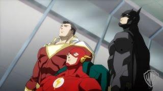 Nonton Justice League: Throne of Atlantis -