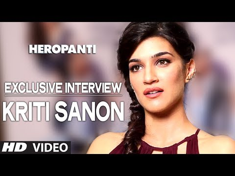 Exclusive: Kriti Sanon Interview