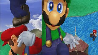 Top 16 Footstools  2 – Super Smash Bros