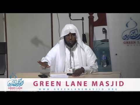 The Souls Journey Episode 3 Sheikh Jamac Hareed  Green lane Masjid