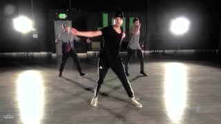 Feenin - Kyle Hanagami Choreography (mirrored)