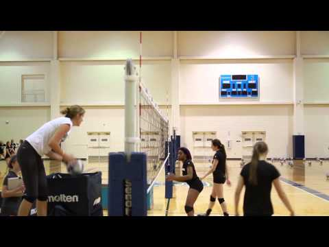 Islanders Volleyball Opens First Week of Practices