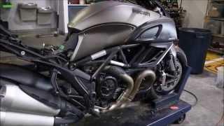 8. Ducati 2014 Diavel Used Parts